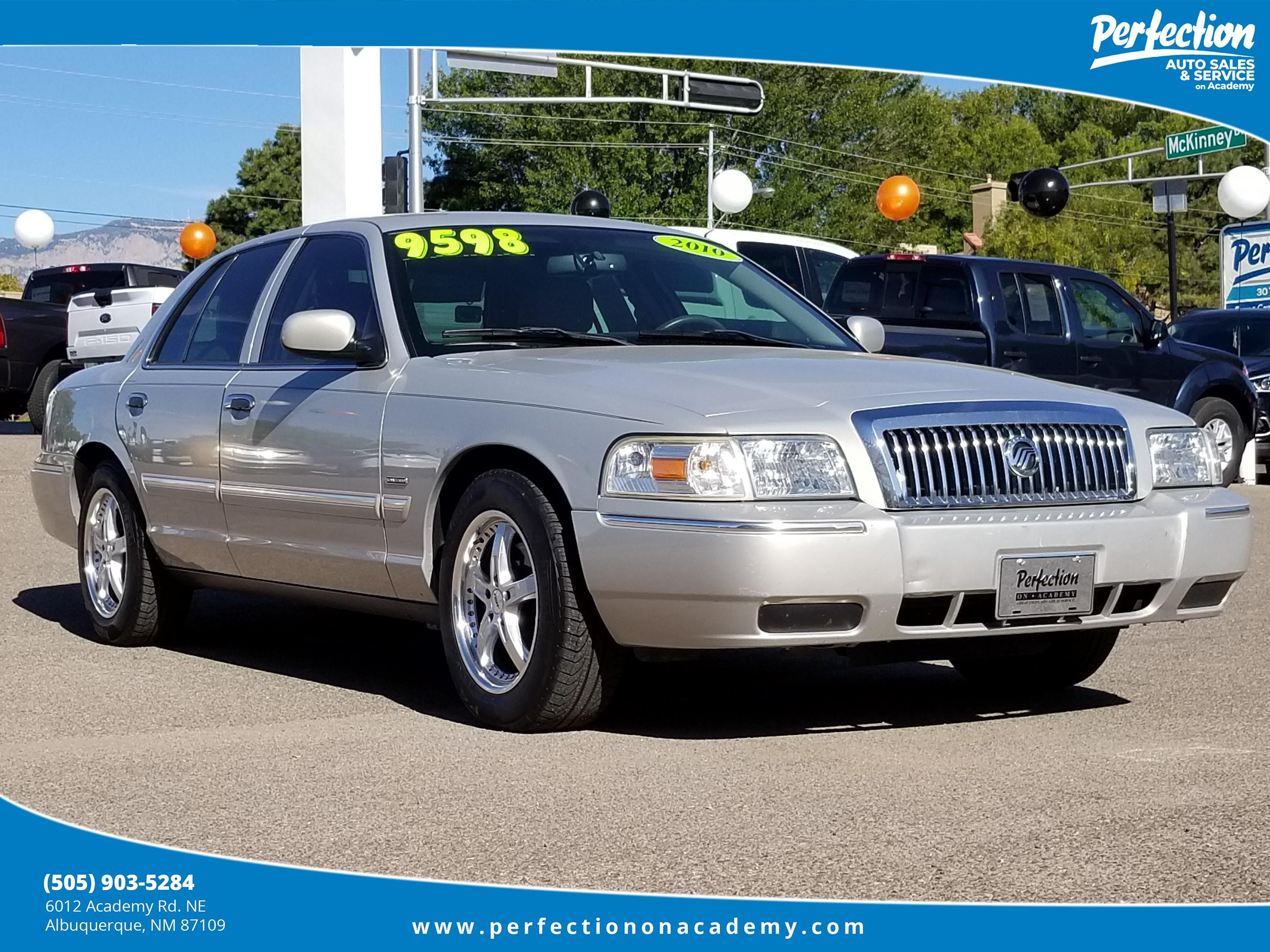 Pre-Owned 2010 Mercury Grand Marquis LS