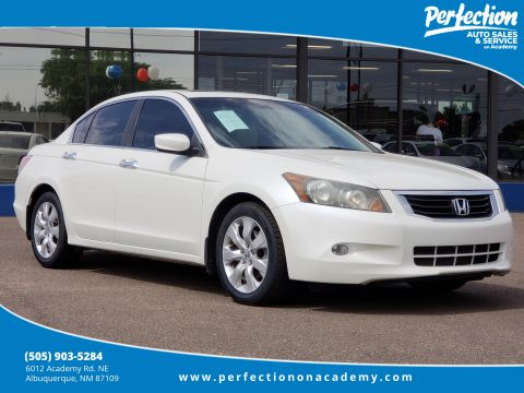 Pre-Owned 2009 Honda Accord Sedan EX-L